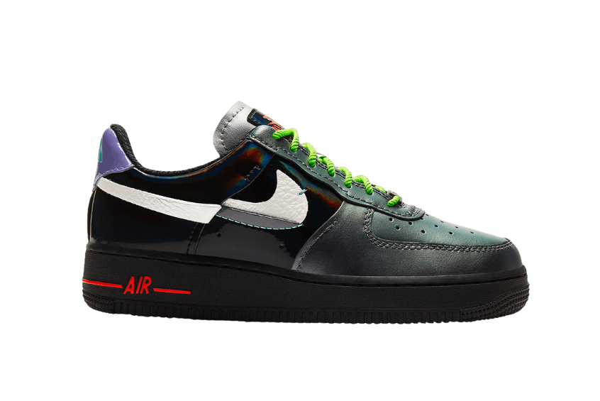 Nike Air Force 1 Vandalized Iridescent ct7359-001
