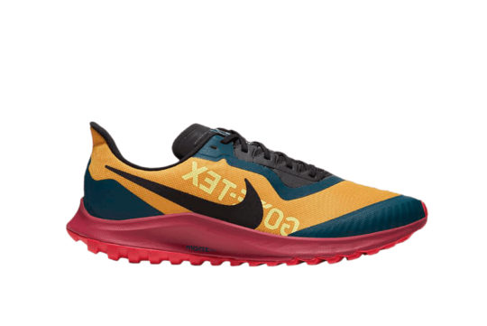 Nike Air Zoom Pegasus 36 Trail GTX Navy Yellow ct9137-700