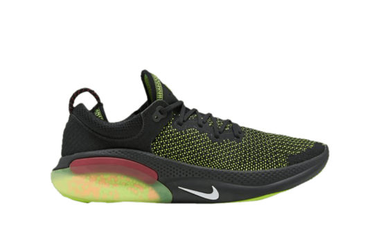 Nike Joyride FlyKnit Black Electric Green ct1600-001