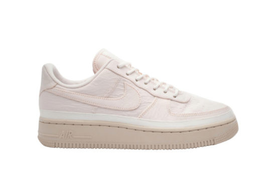 Nike Womens Air Force 1 07 SE Light Pink aa0287-604
