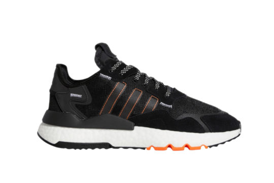 adidas Nite Jogger Black Red fw0187