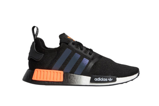 adidas NMD R1 Solar Orange Black fw0185