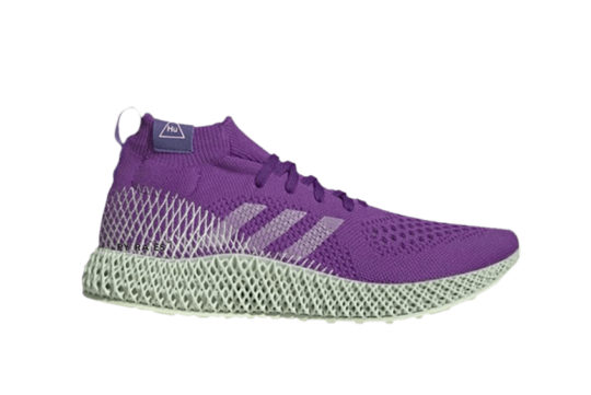 Pharrell Williams adidas 4D Runner Purple fv6335