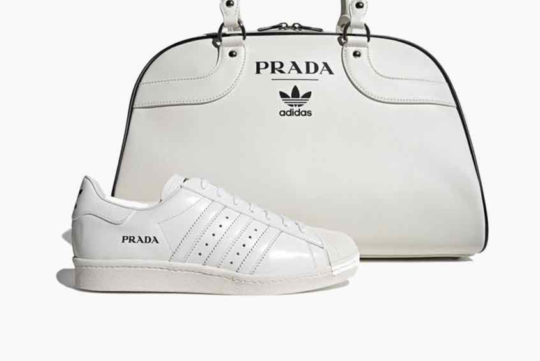 Prada x adidas Superstar Pack fw6683