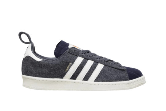 Size? Fox Brother adidas Campus Grey Orange fv3161