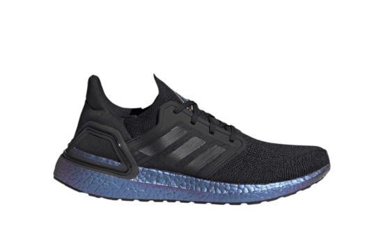 adidas UltraBOOST 20 Space Race Execution Black eg1341
