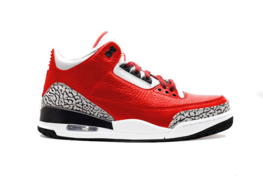 "Air Jordan 3 SE ""Red Cement"" Chicago All-Star ck5692-600"