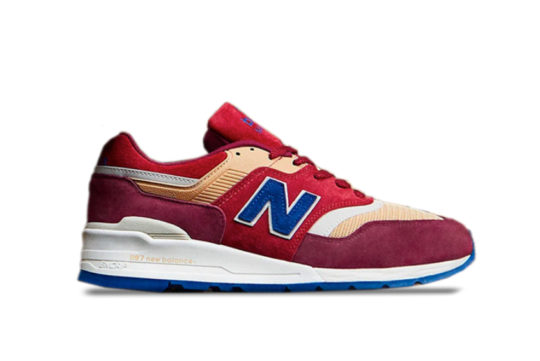 END. Clothing x New Balance 997 « Persian Rug » m997end