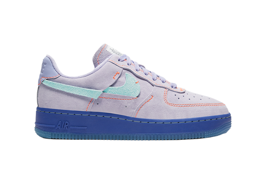 Nike Air Force 1 07 LXX Purple Agate ct7358-500