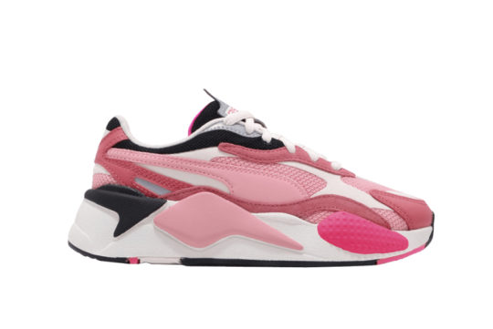 Puma RS-X3 Puzzle Pink 371570-06