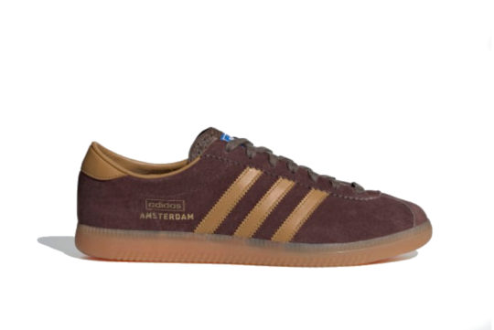 adidas Amsterdam Brown ef5791