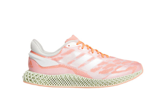 adidas Performance 4D Run 1.0 Pink White fw6838