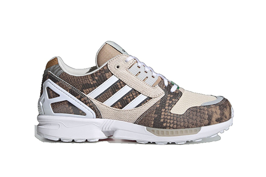 adidas ZX 8000 Lethal Nights Pack Brown fw2154