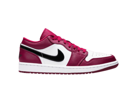 Air Jordan 1 Low Noble Red 553558-604
