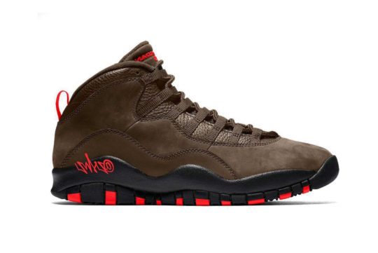 Air Jordan 10 Dark Mocha ct8011-200