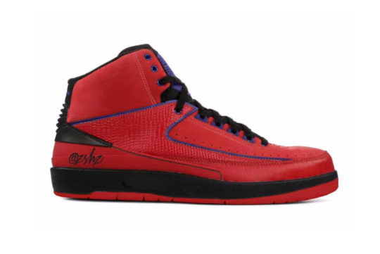 Air Jordan 2 « Raptors » ct6244-600