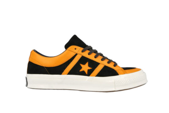 Ivy League Converse One Star Academy OX Black Fire 167137c