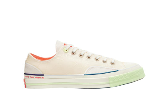 Pigalle Converse Chuck Taylor 70s Ox Vast Grey 165748c