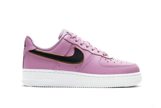 Nike Air Force 1 07 Pink Black ao2132-501