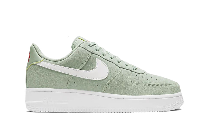 nike air force 1 07 release date