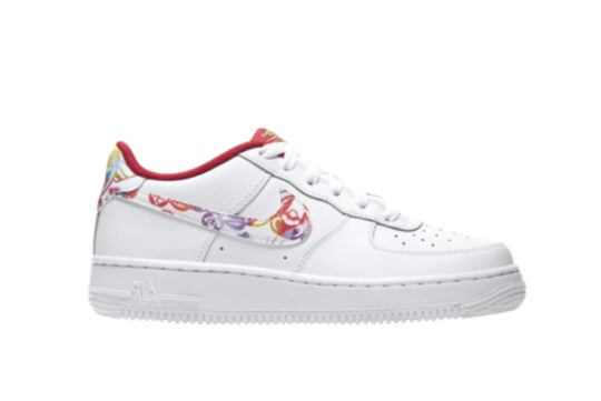 Nike Air Force 1 Chinese New Year Red White cu2980-191