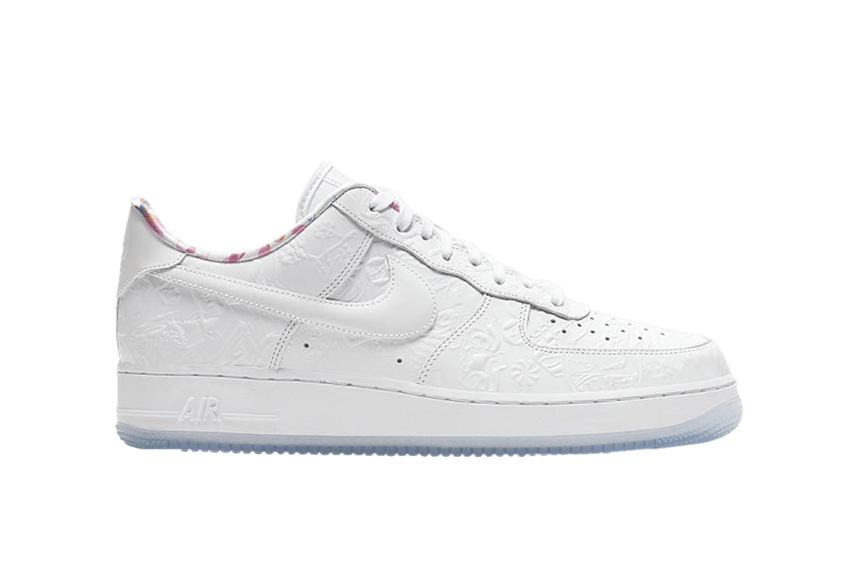 Nike Air Force 1 Chinese New Year White Multi cu8870-117