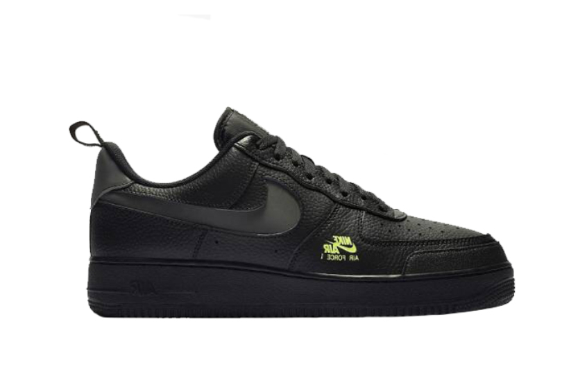 Nike Air Force 1 Utility Black : Release date, Price & Info