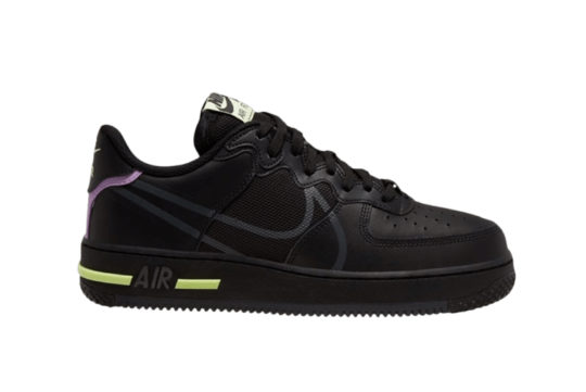 Nike Air Force 1 React Anthracite cd4366 001