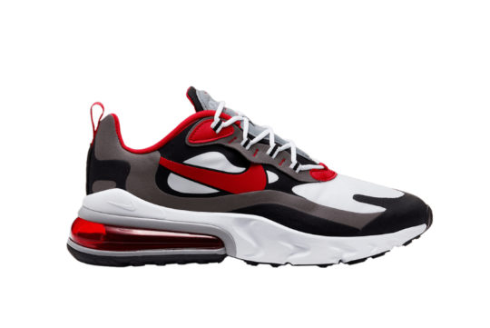 Nike Air Max 270 React Grey Red ci3866-002