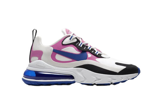 Nike Air Max 270 React White Cosmic Fuchsia ci3899-100