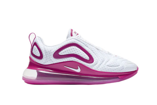 Nike Air Max 720 White Fire Pink cn9506-100