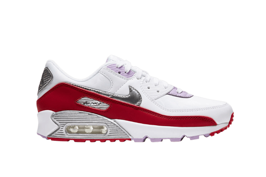 Nike Air Max 90 Chinese New Year Red White cu3004-176