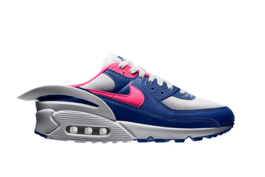Nike Air Max 90 FlyEase Blue cv0526-101