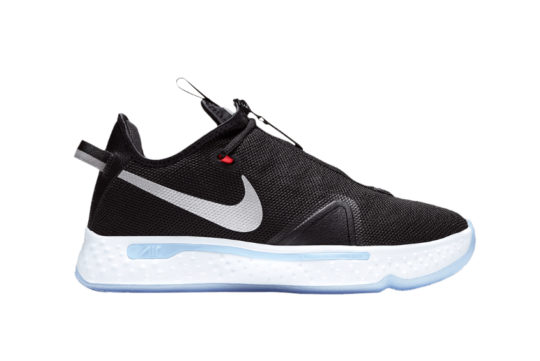Nike PG 4 Black White cd5079-001