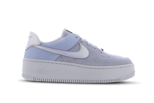 Nike Womens Air Force 1 Sage Aqua White cv3023-400