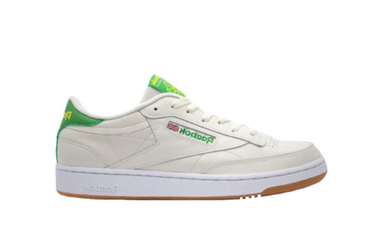 Reebok Club C Revenge Green White fw3594