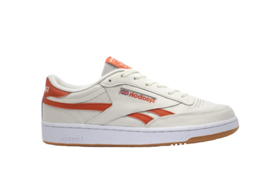 Reebok Club C Revenge White Orange fw3599