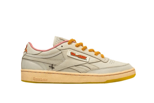 Tom & Jerry Reebok Club C White fw4681