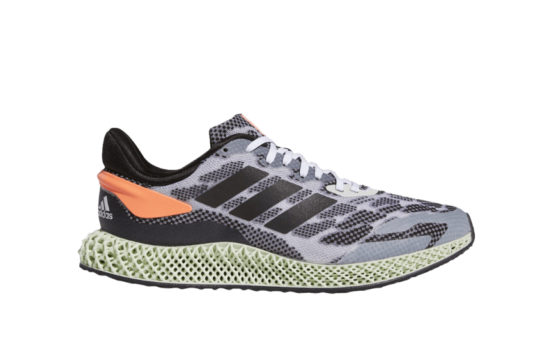 adidas 4D Run 1.0 Grey fw1233