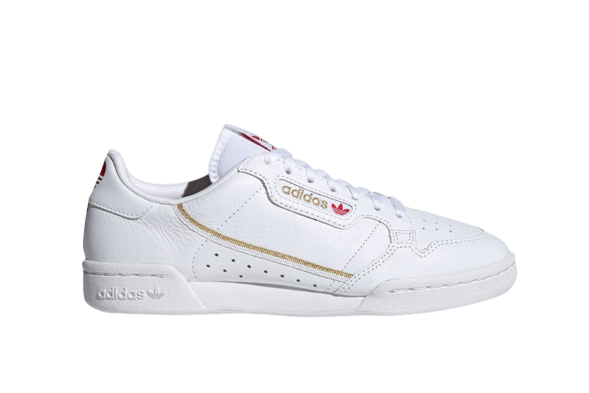 adidas Continental 80 Valentines Day 2020 White fw6391