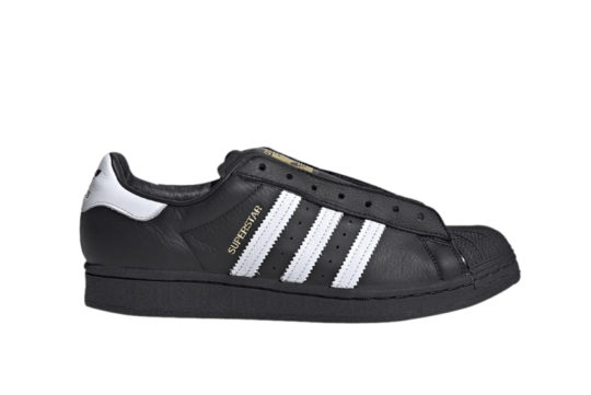 adidas Superstar Laceless Core Black fv3018