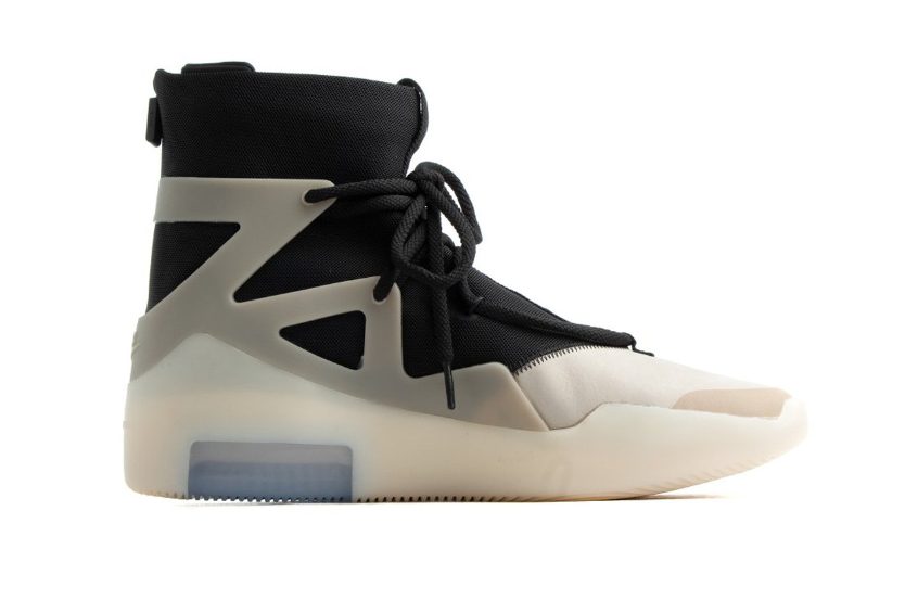 Nike Air Fear Of God 1 Off Noir ar4237 902