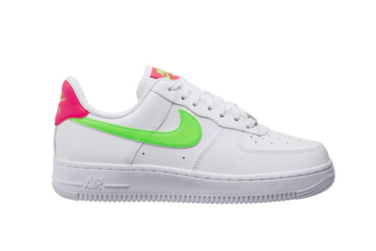 Nike Air Force 1 07 White Green Strike ct4328-100