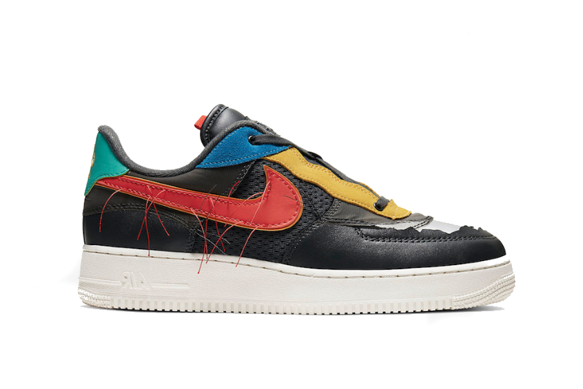 Nike Air Force 1 Low BHM 2020 ct5534-001