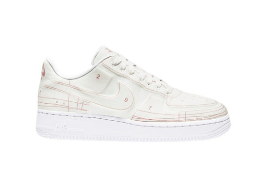 Nike Air Force 1 Low Schematic White ci3445-100