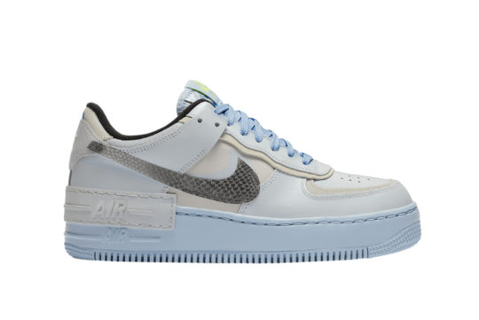 Nike Air Force 1 Shadow Hydrogen Blue cv3027-001