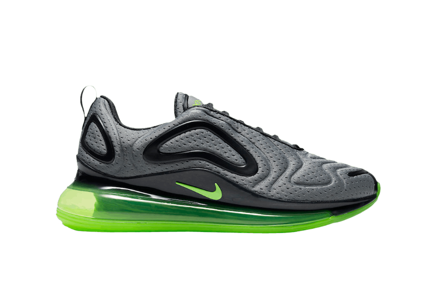 Nike Air Max 720 Mesh Grey Green Volt cn9833-002
