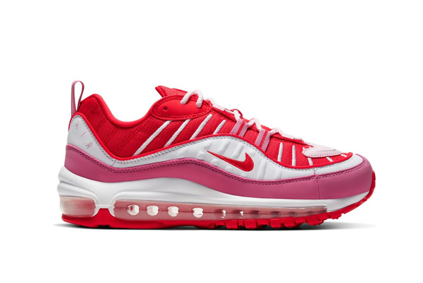 Nike Air Max 98 Valentines Day Red Pink ci3709-600