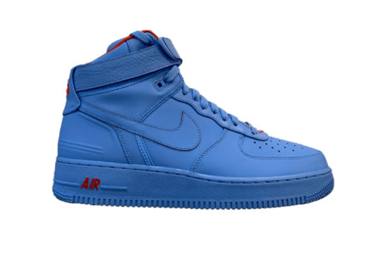 Don C x Nike Air Force 1 High « Chicago » cw3812-400
