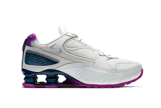 Nike Shox Enigma Photon Dust Purple bq9001-009